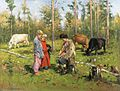 Маковский Пастушки 1903.jpg