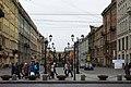 Малая конюшенная улица. Вид с Невского проспекта.jpg