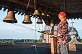 На звоннице Почозерского храмового ансамбля.jpg
