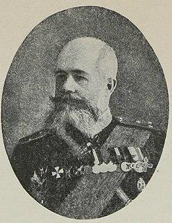 Nikolai Kashtalinsky Russian general