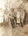 Пружанцы-жаўнеры расейскага войска (1914).jpg