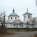 Північна сторона Михайлівської церкви, с.Безуглівка.jpg