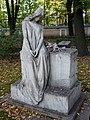 Санкт-Петербург, Тихвинское кладбище, могила А.Н. Есиповой.JPG