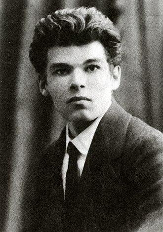 Executed Renaissance - Mykhayl Semenko (1892-1937)