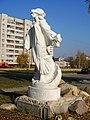 Скульптура «Истра-река» в Истре.jpg