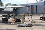 У небі Волині тренується авіація Повітряних Сил ЗС України (26525744443).jpg
