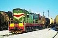 ЧМЭ3-2736, Russia, Saratov region, Saratov-II Railway station (Trainpix 163172).jpg
