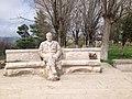 Վազգեն Սարգսյանի հուշարձանը Շուշիում.jpg