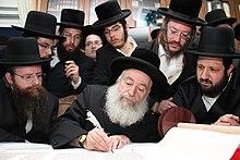Ortodox judisk matchmaking