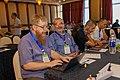 انطلاق فعاليات مؤتمر ويكي عربية الثالث بالقاهرة لمجموعة متطوعي ويكميديا. 6871.jpg