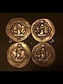 چهار نمونه از سکه های بهرام ششم.مجموعه شخصی ش.ن.jpg