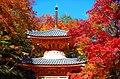 大威徳寺多宝塔 岸和田市 Two-storied pagoda, Daiitokuji 2013.11.23 - panoramio.jpg