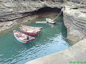 Xieyang Island - Image: 斜阳岛上(梵摩山人的照片) panoramio