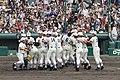 甲子園決勝(光星学院 vs 日大三高) - Flickr - Kentaro Iemoto@Tokyo.jpg