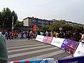 西安国际马拉松之慈恩西路 04.jpg
