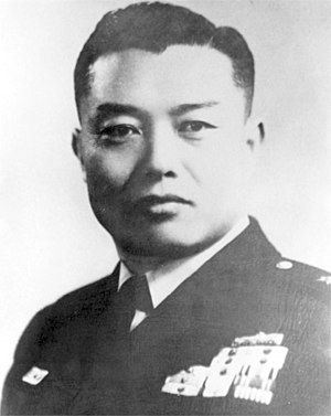 May 16 coup - Army Chief of Staff Chang Do-yong