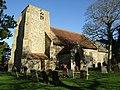 -2019-11-30 Parish church of Saint John the Baptists' Head, Trimingham (1).JPG