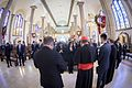 01.09 總統與訪團團員接受樞機主教羅德里格茲(Monseñor OscarAndres Rodirguez Maradiaga)的祝禱,為手足之邦臺灣祈福 (31835668320).jpg