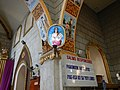 0196jfSaint Francis Church Tree Meycauayan Heritage Belfry Bulacanfvf 15.JPG