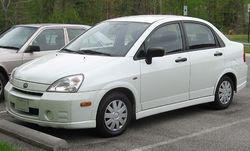 Suzuki Aerio Tire Size P R Gs Hatchback