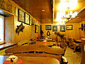 "020613 Interior of Inn ""Forge of Napoleon"" in Paprotnia - 02.jpg"