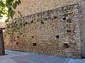 027 Mur de l'antic monestir de Santa Maria de Vallclara (Cabacés).JPG