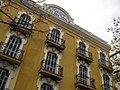 045 Fonda Europa (Granollers), façana pl. Josep Barangé.jpg