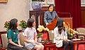 05.04 總統接見「2021 GiCS第一屆尋找資安女婕思獲獎隊伍」 (51157038978).jpg