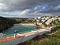07730 Cala en Porter, Illes Balears, Spain - panoramio (13).jpg
