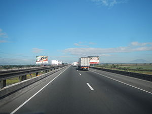 Candaba Viaduct - Northbound Lane of the Viaduct