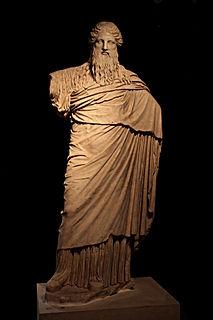 Hellenistic-Roman Neo Attic sculpture-type of the god Dionysus
