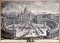 0 Gravure de la basilique Saint-Pierre à Rome (1b).JPG