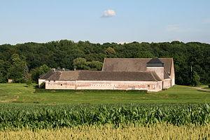 Beauvechain - Image: 0 La Bruyère (Beauvechain) Ferme de Wahenge (1)