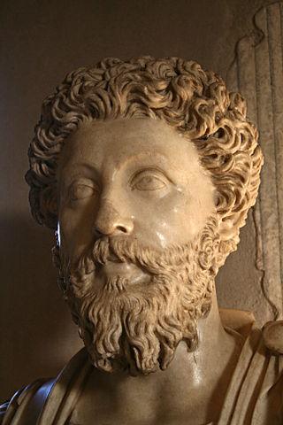 Бюст Palazzo Nuovo— Капитолийского музея в Риме