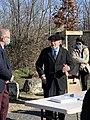100e anniversaire d'Henry Peyrelongue (cérémonie au fort de Sermenaz) - 7.jpg