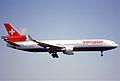 103ca - Swissair MD-11; HB-IWA@ZRH;11.08.2000 (5875775063).jpg