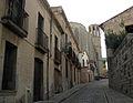 109 Baixada del Monestir i església de Santa Maria de Pedralbes.jpg