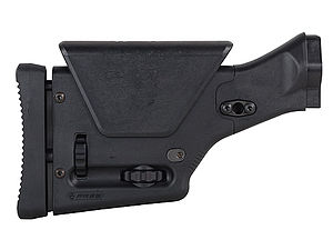 Savage 110 BA - Close up of the 110 BA Magpul stock