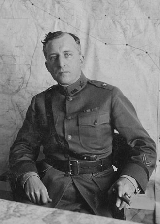 Hugh Aloysius Drum - Brigadier General Drum as First Army chief of staff in November 1918