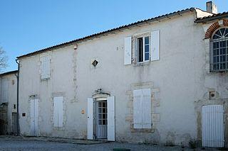 Saint-Médard-dAunis Commune in Nouvelle-Aquitaine, France