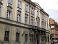 114 Palau Pachta de Rájov, antiga casa de la moneda, Celetná Ulice.jpg