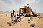 11 EOD Regiment RLC on Exercise Shamal Storm 16 in Jordan MOD 45164636.jpg