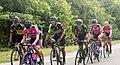 11 Etapa-Vuelta a Colombia 2018-Ciclistas en el Peloton 3.jpg