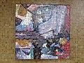 1210 Autokaderstraße 3-7 Tomaschekstraße 44 Stg 32 - Mosaik-Hauszeichen Farbige Komposition von Anton Karl Wolf 1968 IMG 0907.jpg
