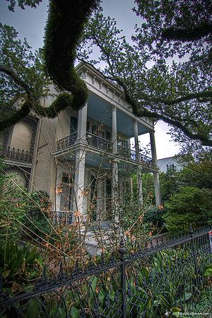 John Minor Wisdom - Brevard-Rice House