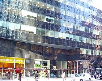 125 West 55th Street - 125 West 55th Street along 55th Street.
