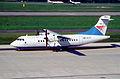 131ax - Croatia Airlines ATR 42-300 (QC); 9A-CTT@ZRH;11.05.2001 (5669212515).jpg