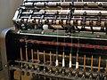 136 mNACTEC, la Fàbrica Tèxtil, màquina contínua de filar.jpg