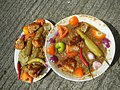 1393Mung bean soup and siomai in bilimbi, tomatoes, chili and onions 14.jpg