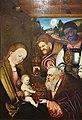 1522 Cranach d.Ä. Anbetung der Könige Historisches Museum Bamberg anagoria.jpg